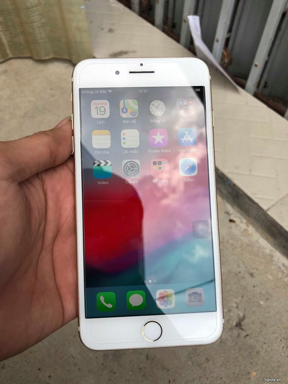 Cần bán iphone 7 plus 128gb Gold  LL hàng quốc tế nguyên zin .