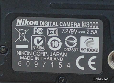 Body Nikon D3000 – 50mm f1.8D – 18-105mm VR - 12
