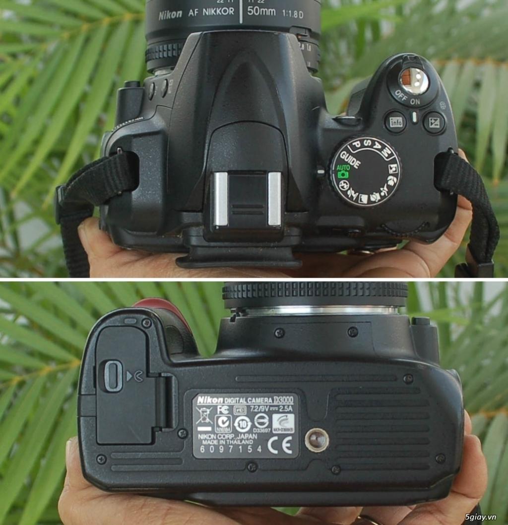 Body Nikon D3000 – 50mm f1.8D – 18-105mm VR - 11