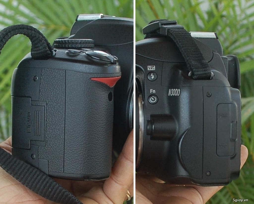 Body Nikon D3000 – 50mm f1.8D – 18-105mm VR - 13