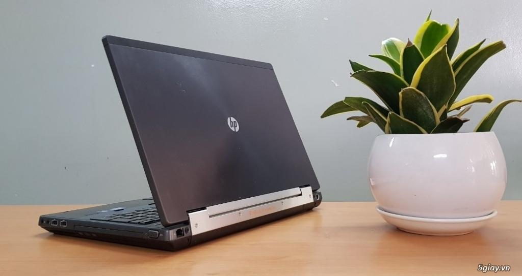 Laptop HP Elitebook 8570W WorkStation chuên đồ họa ! - 1