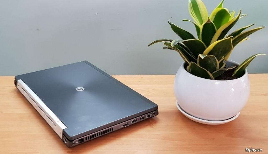 Laptop HP Elitebook 8570W WorkStation chuên đồ họa !
