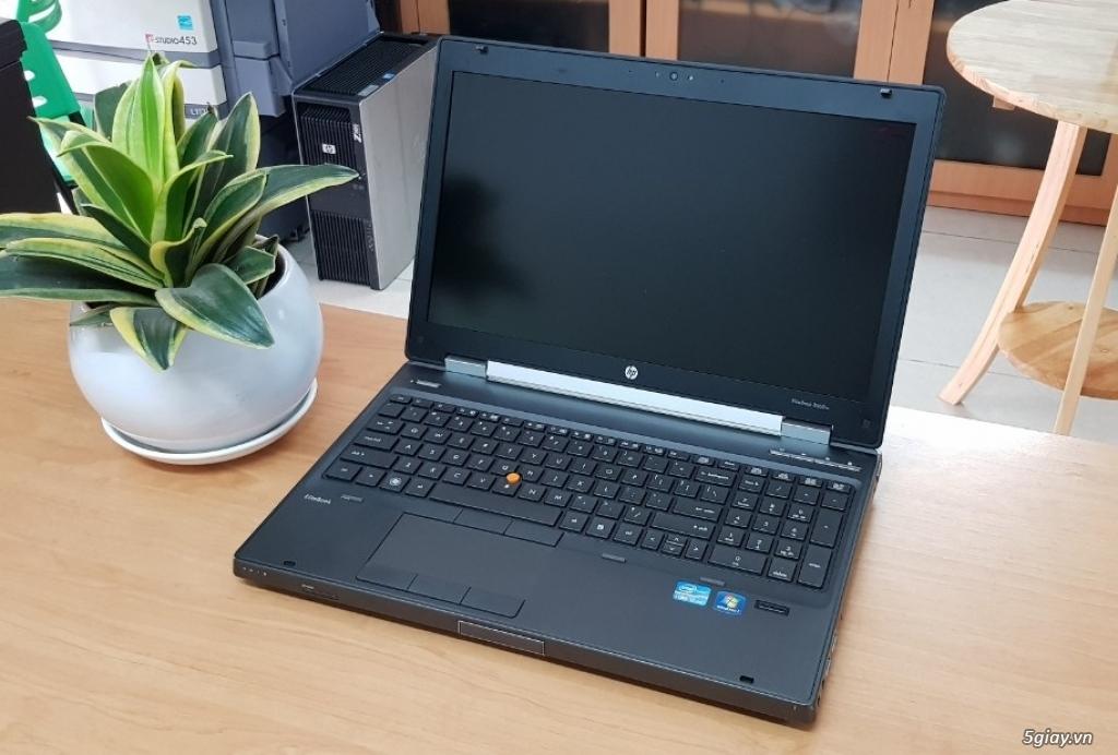 Laptop HP Elitebook 8570W WorkStation chuên đồ họa ! - 2