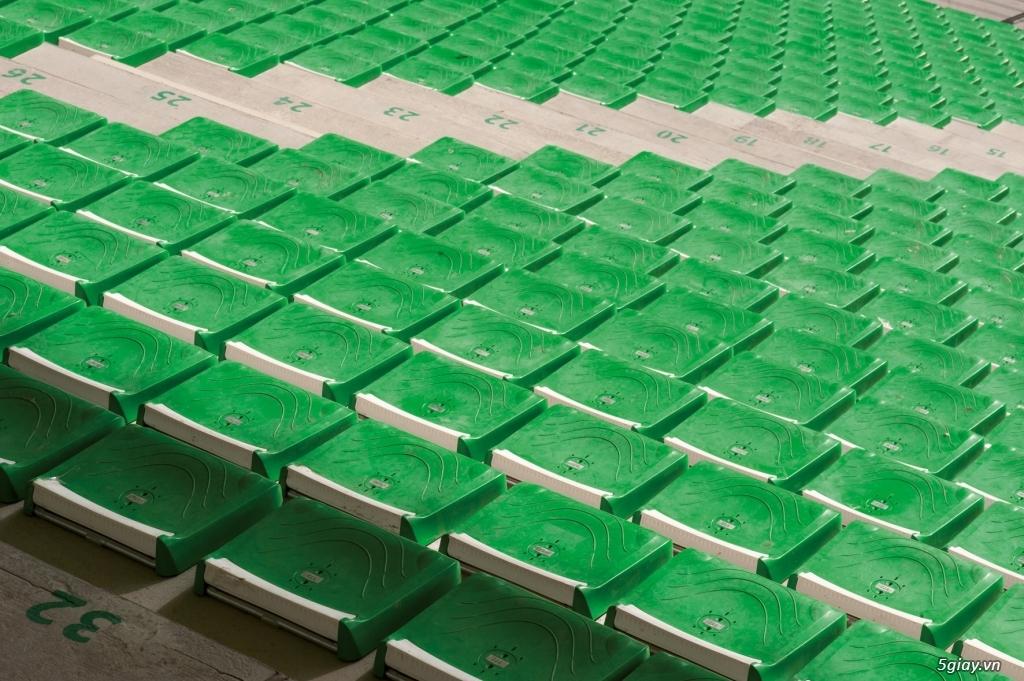 Ghế sân vận động, ghế cho đường đua F1 - 8