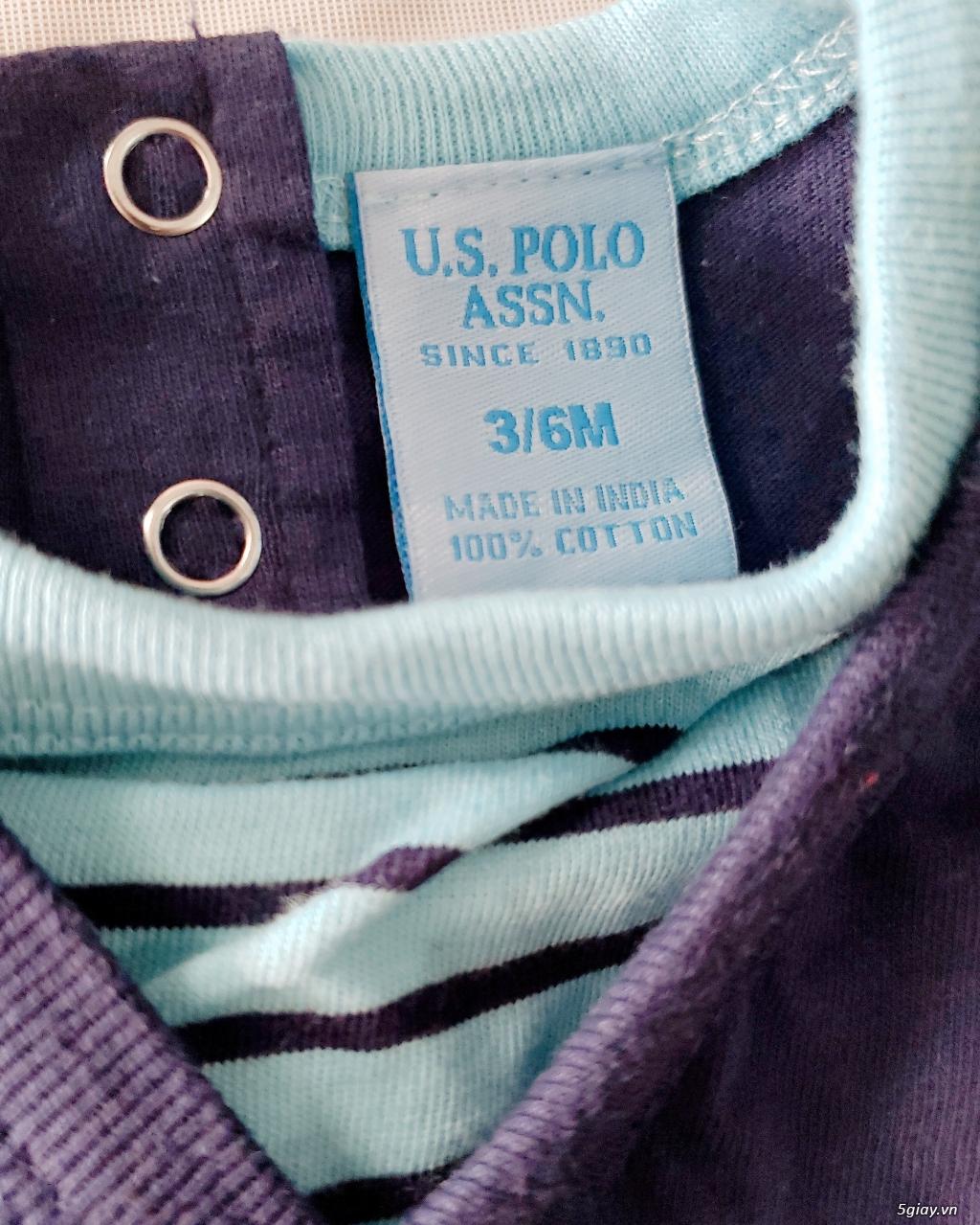 Thanh lý quần áo trẻ em xtay Mĩ dư dùng mới 100% - 2