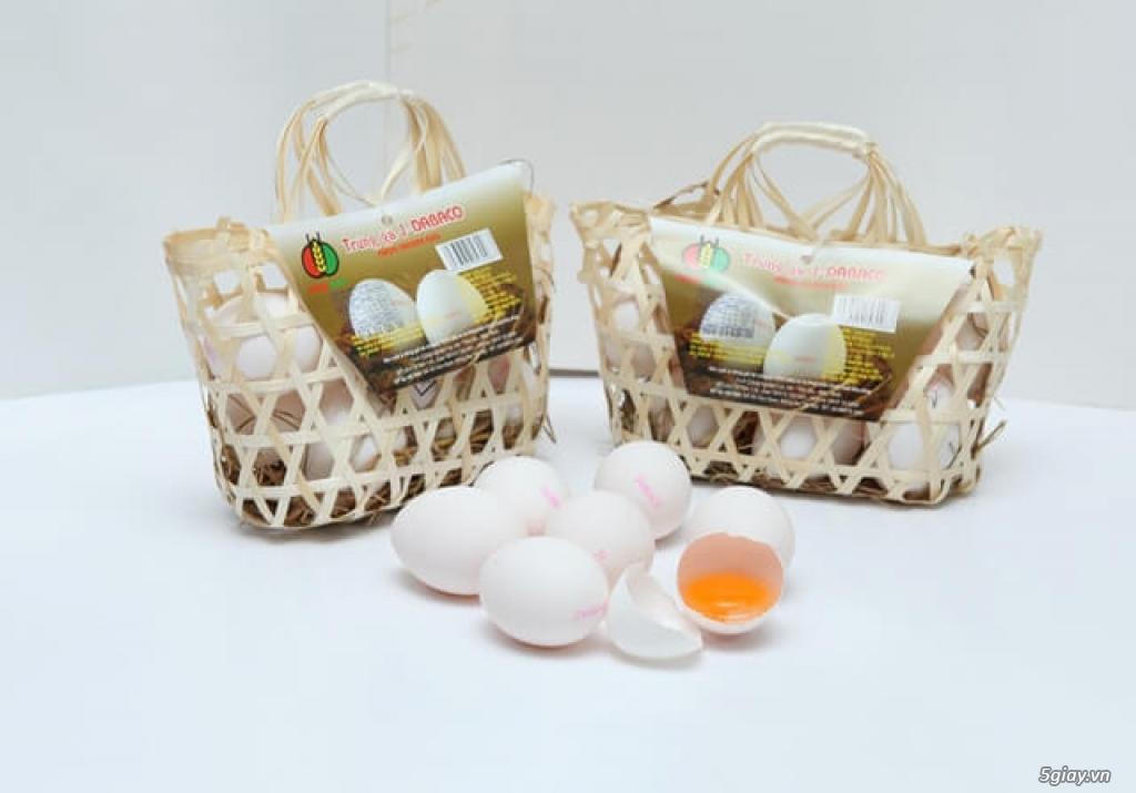 Trứng gà J- DABACO