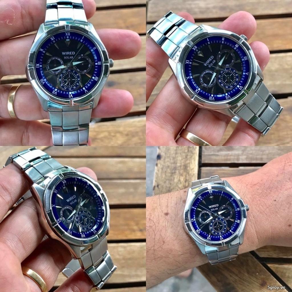 Kho đồng hồ xách tay chính hãng secondhand update liên tục - 44