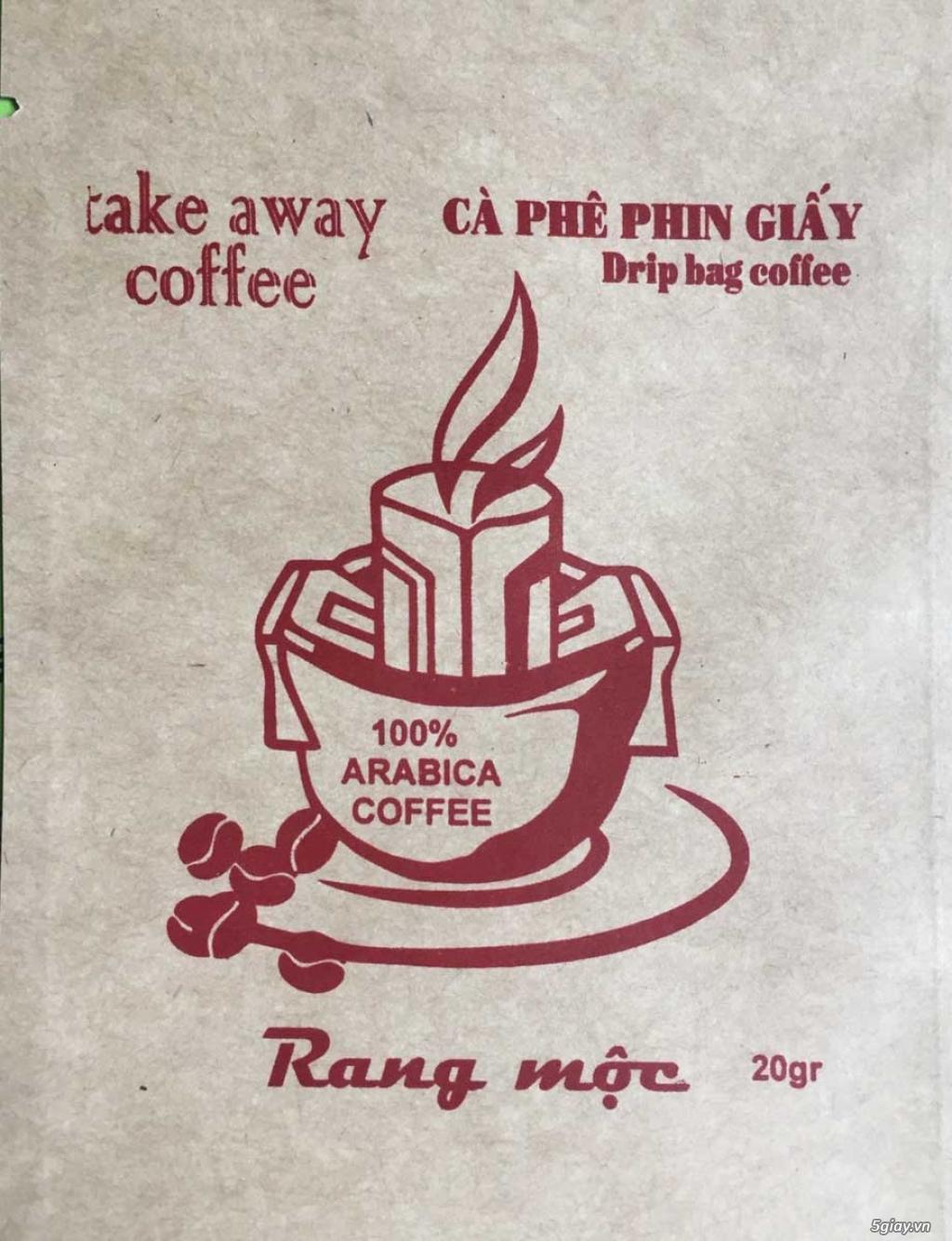Cà Phê Túi Lọc Di Động - Drip coffee Filter -Drip Coffee - 25