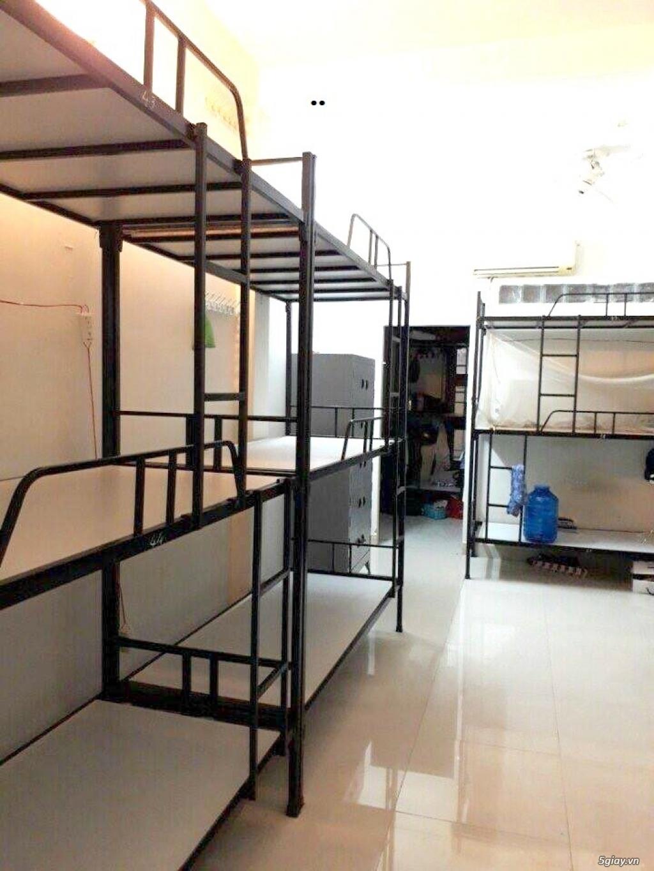 Cho thuê ký túc xá đường Ung Văn Khiêm Q Bình Thạnh máy lạnh giá rẻ - 2