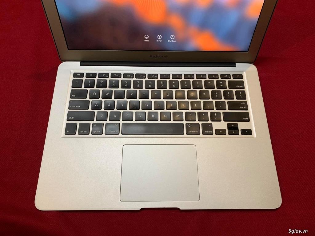 Thanh lý 2 cây macbook Air 13 2013 2014 i5 nguyên zin - 1