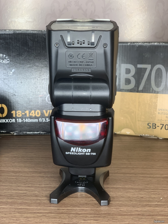 Nikon D7200 + lens 16-85 + đèn SB 700 - 2