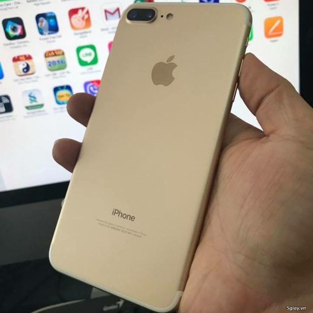 iPhone 7 Plus 32GB/128GB hàng likenew 99% CÓ BẢO HÀNH - 1