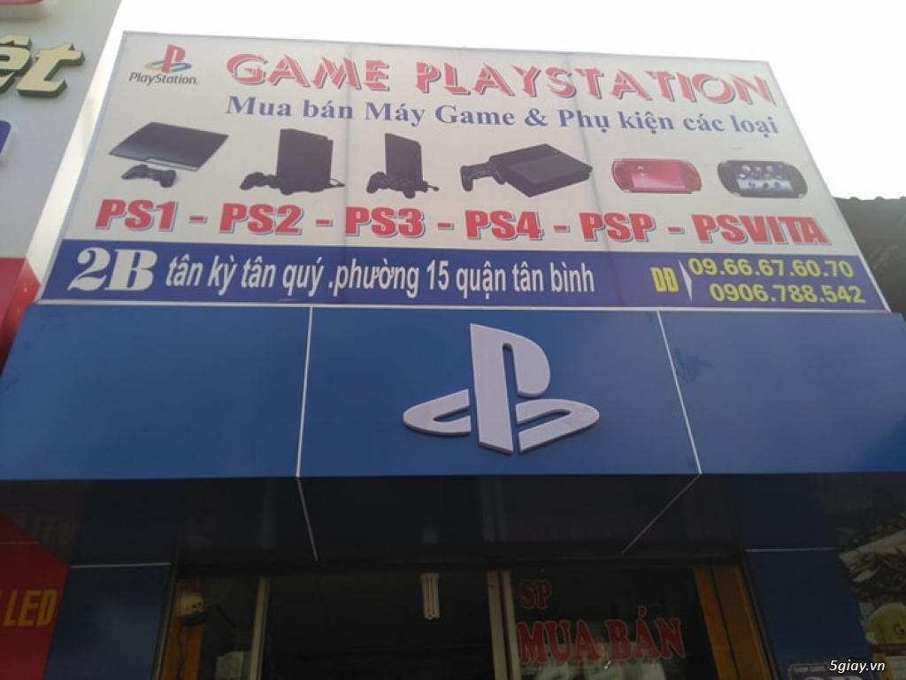 Quận tân bình - Shop Bán đĩa game PS1 - PS2