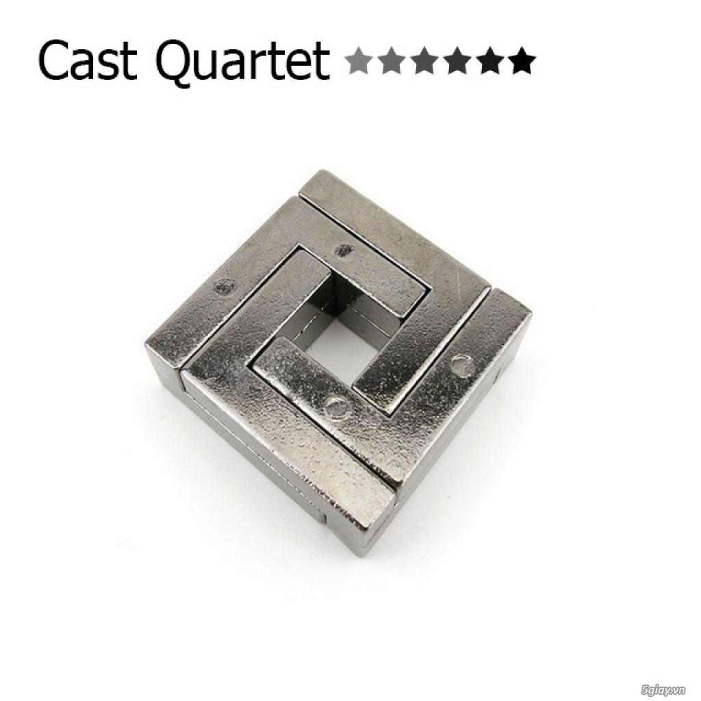 Huzzle Puzzle trọn bộ 20 cái - 18