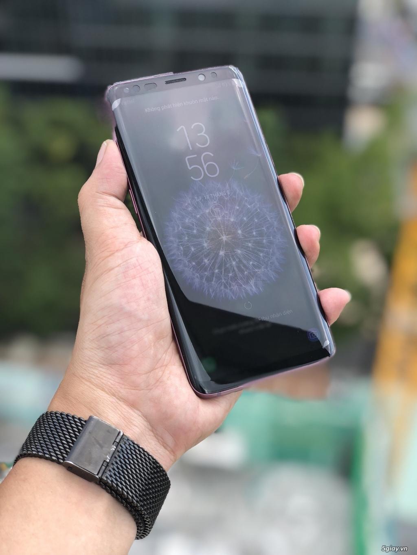 Samsung galaxy S9 Đen & Tím Mỹ Full Box BH 6 Tháng 1 Đổi 1 - 2