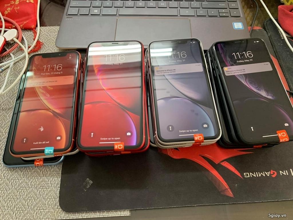 Bán iphone XR 64g quốc tế Mỹ đẹp 100% full màu - 2