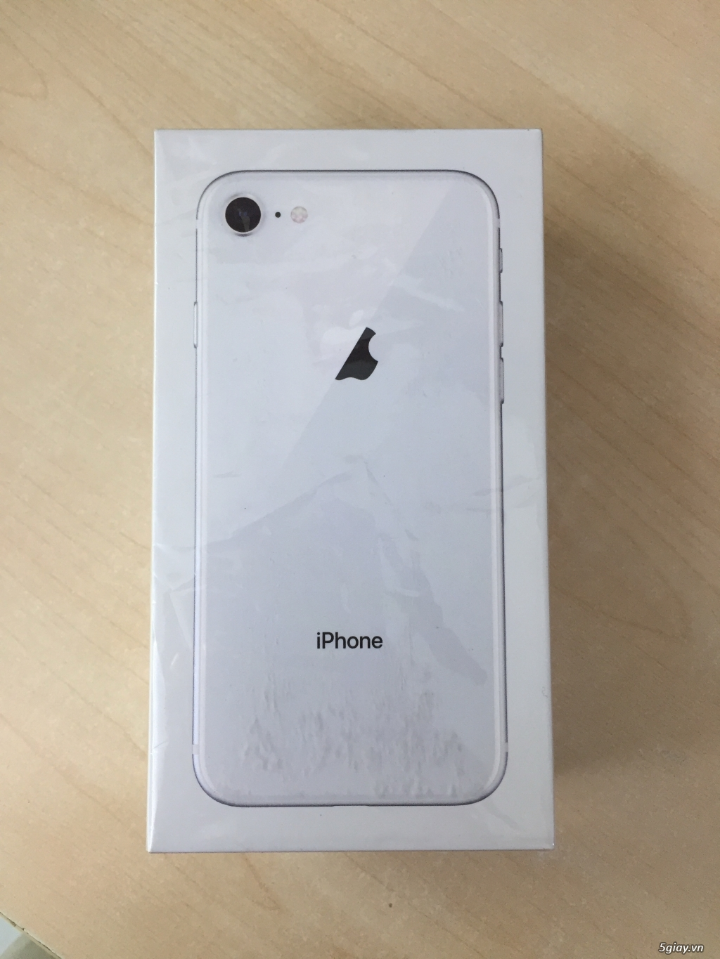 Bán nhanh: iphone 8 256gb Silver New Seal Chưa Active
