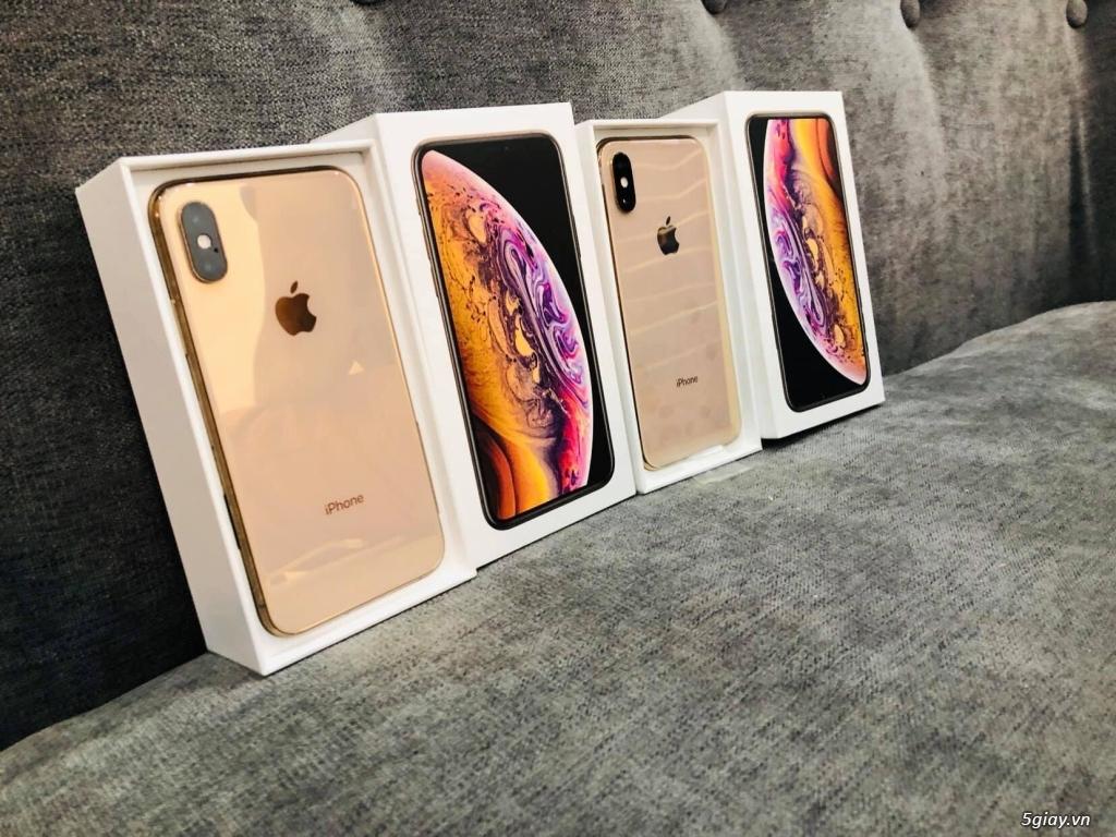 iPhone XS 64GB/256GB MỚI 100%, 99% GIÁ TỐT NHẤT HCM - 2