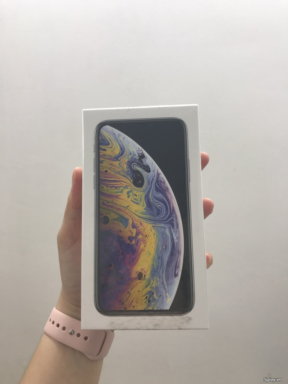 iPhone XS 64GB/256GB MỚI 100%, 99% GIÁ TỐT NHẤT HCM - 1