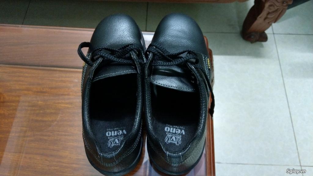 Giày bảo hộ Veno SP237 nguyên hộp mới 100% - Made in Malaysia - 3