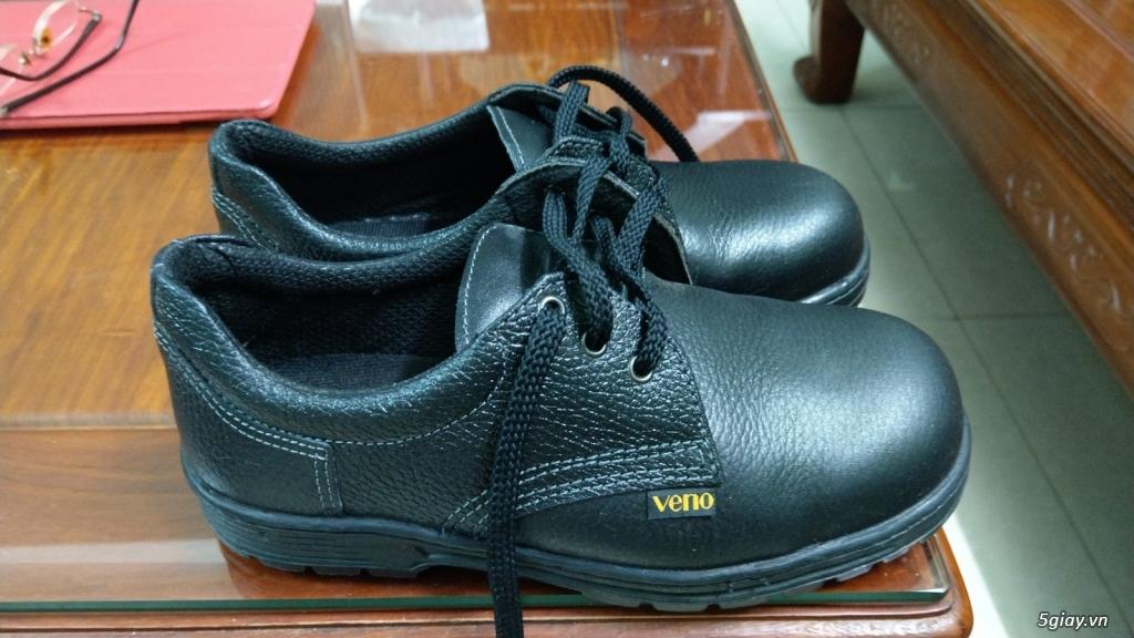 Giày bảo hộ Veno SP237 nguyên hộp mới 100% - Made in Malaysia - 4