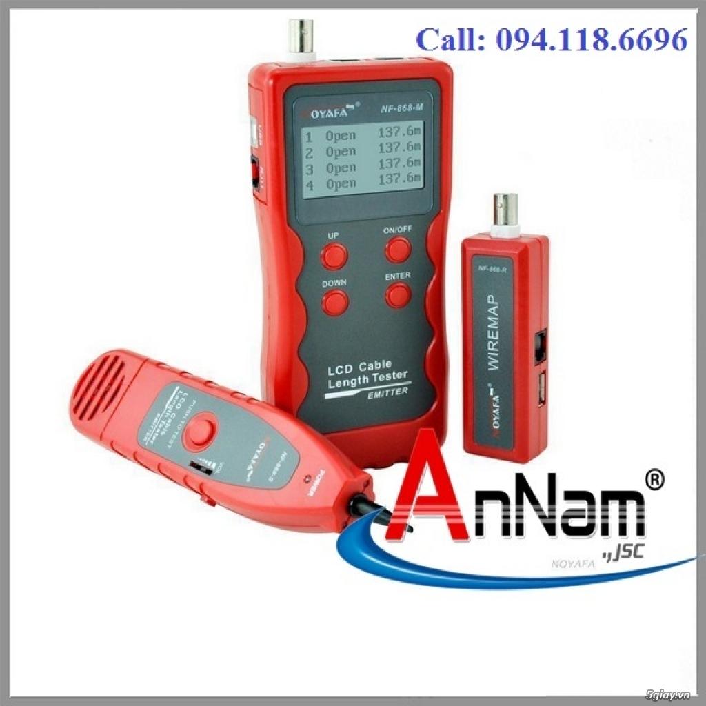 Máy Test mạng đa năng NF-868 - 4