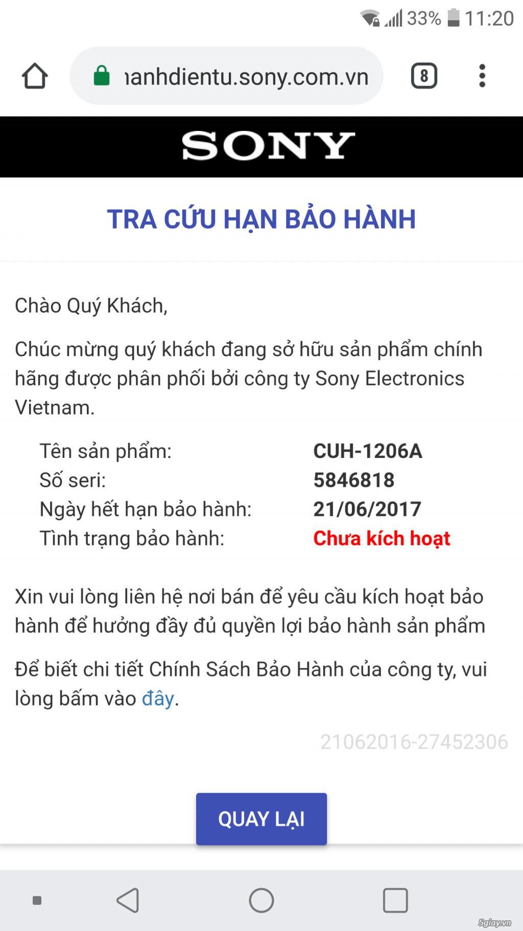 PS4 sony Việt Nam fullbox, 2 tay cầm kèm đĩa PES 2016 giá tốt - 3