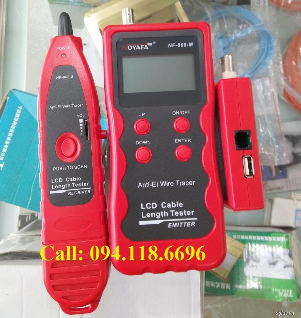 Máy Test mạng đa năng NF-868 - 1