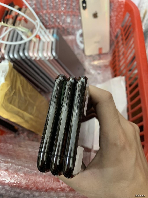 Bán iPhone XSmax 64g quốc tế Mỹ gray đen đẹp zin all