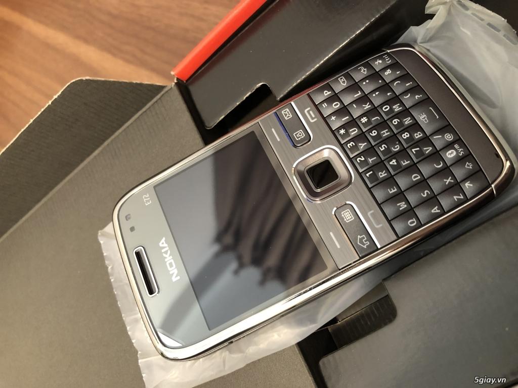 Nokia E72 Grey Brandnew nguyên hộp, ship UK ( England ) chưa qua sd ! - 26