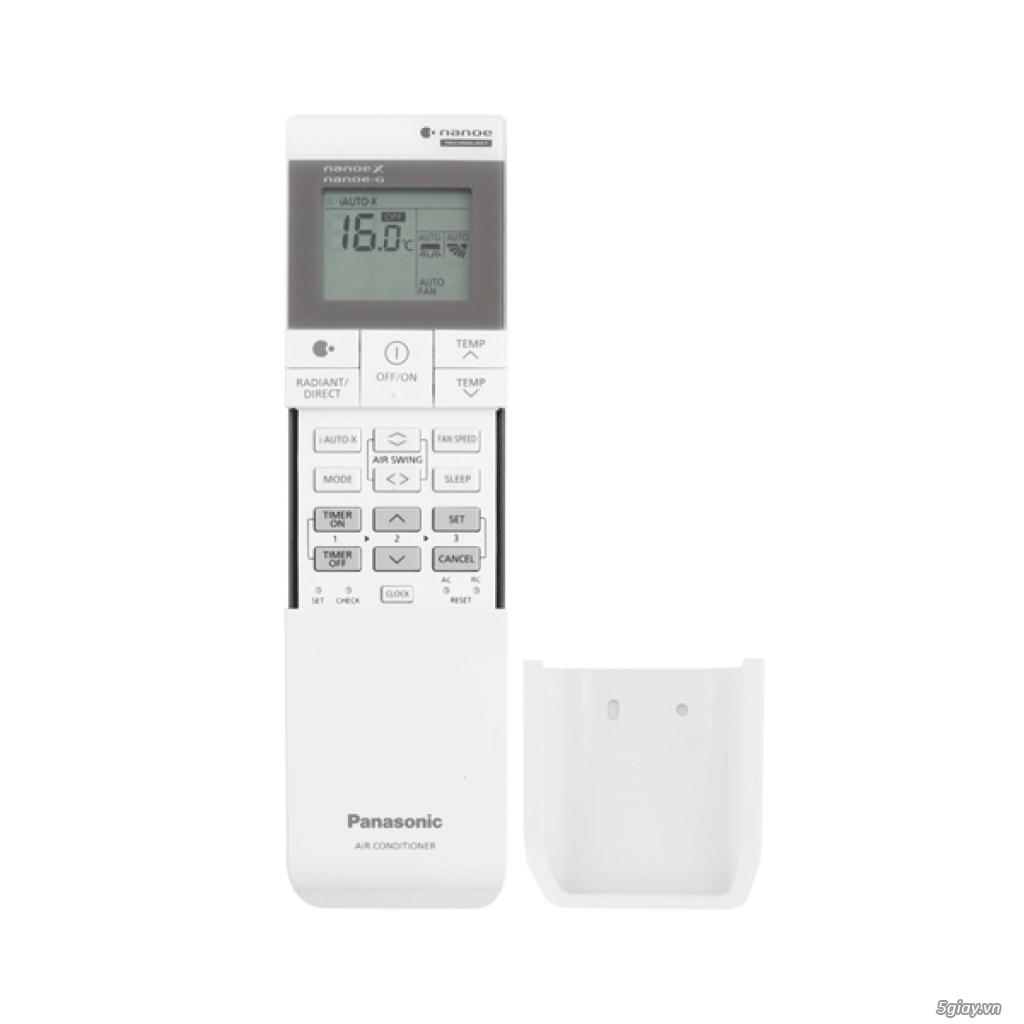 MÁY LẠNH PANASONIC INVERTER 1.5 HP CU/CS-PU12UKH-8 - 2