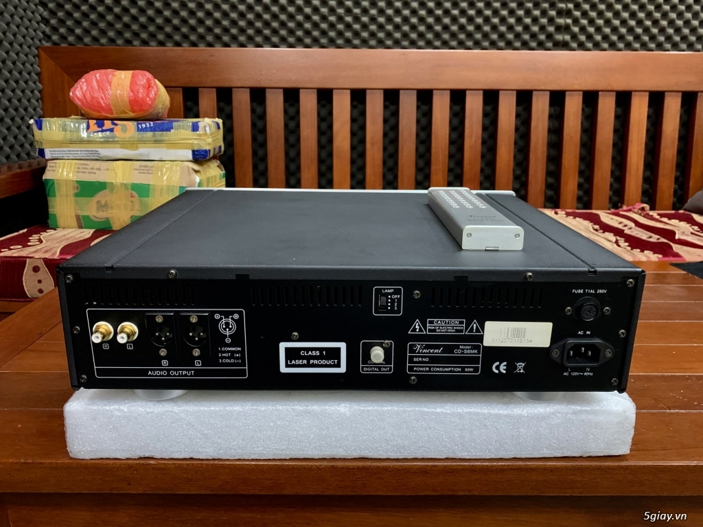 Khanh Audio >> Hàng Xách Tay Từ Mỹ << - 24