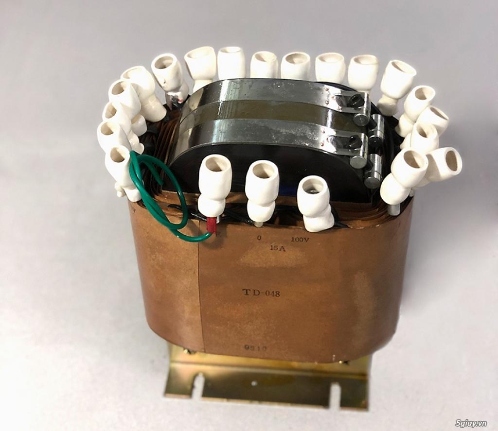 Biến áp cách ly , thùng biến áp cách ly, lọc điện - 28