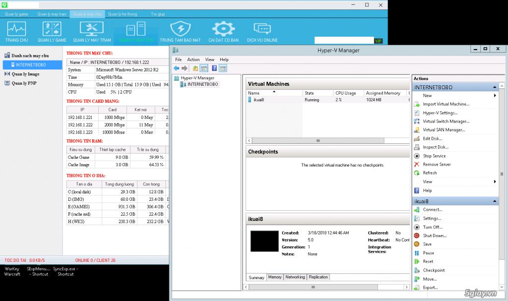 HCM - Sửa chữa bảo trì PC cá nhân , phòng net tận nơi - 3