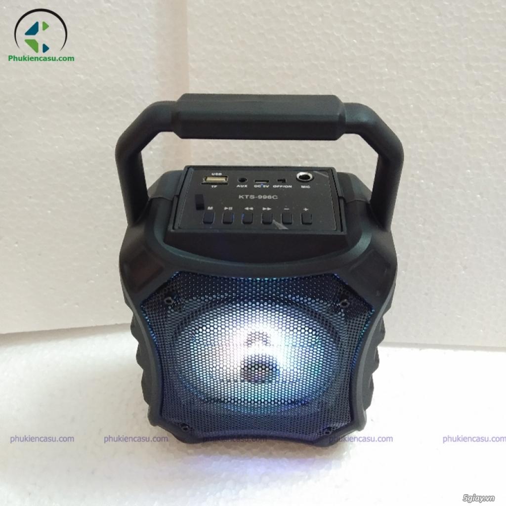 Loa bluetooth karaoke KTS996 loa kèm mic giá rẻ - 2