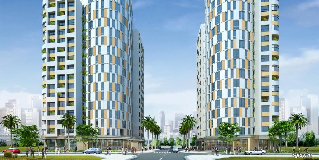Cho THUÊ: căn hộ 3 phòng mới, yên tĩnh ở Conic Skyway Residence - 3