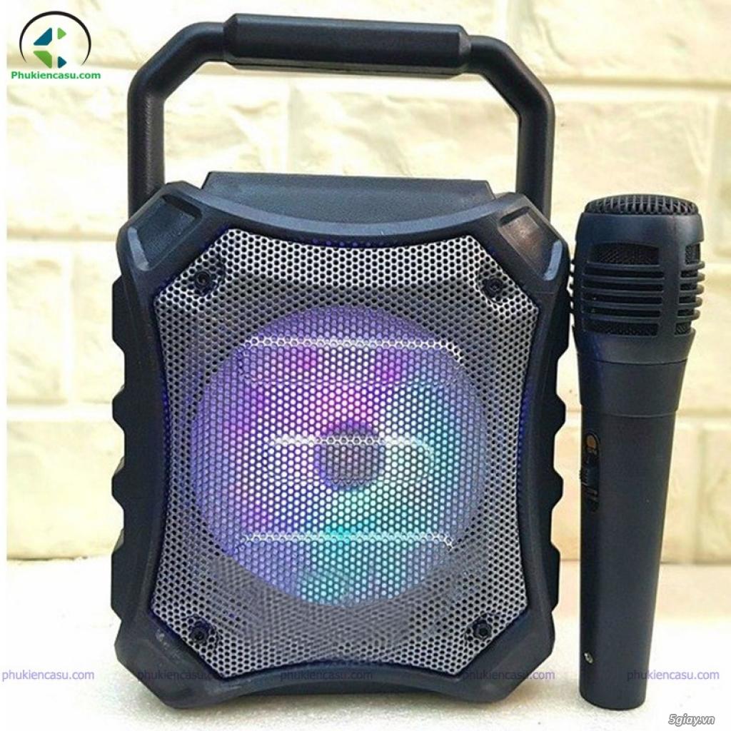 Loa bluetooth karaoke KTS996 loa kèm mic giá rẻ
