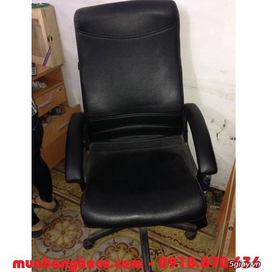 Top 10 mẫu ghế xoay văn phòng cũ thanh lý - 6