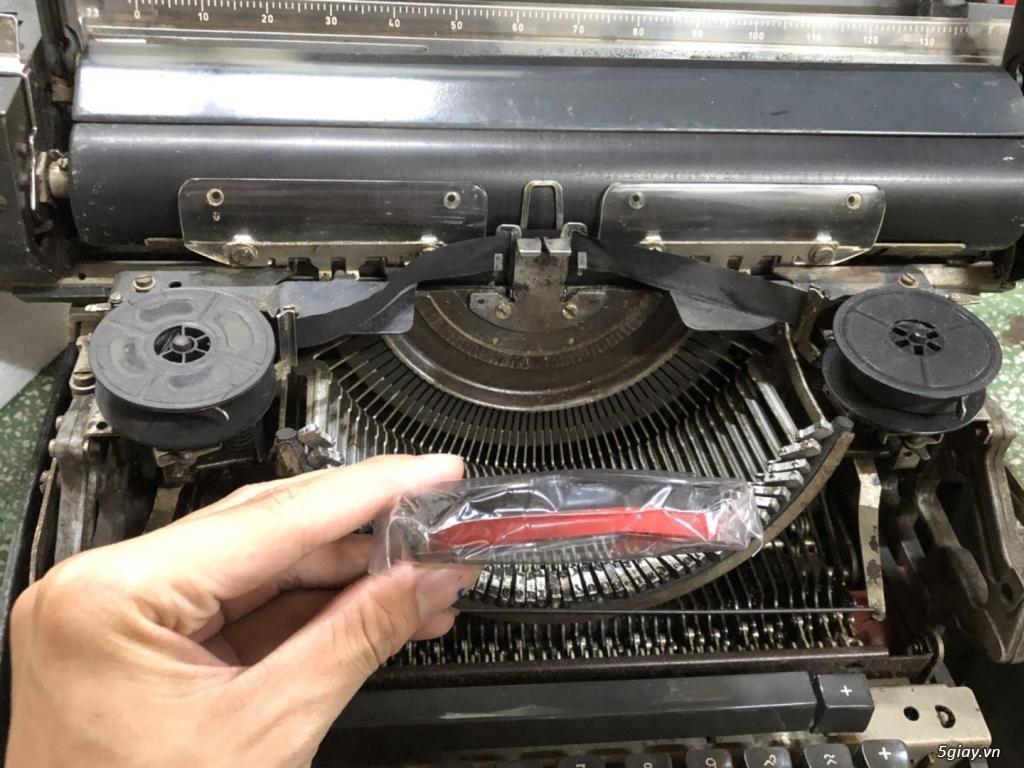 Ruy băng mực dòng máy đánh chữ cơ cổ điển như Olympia - 13