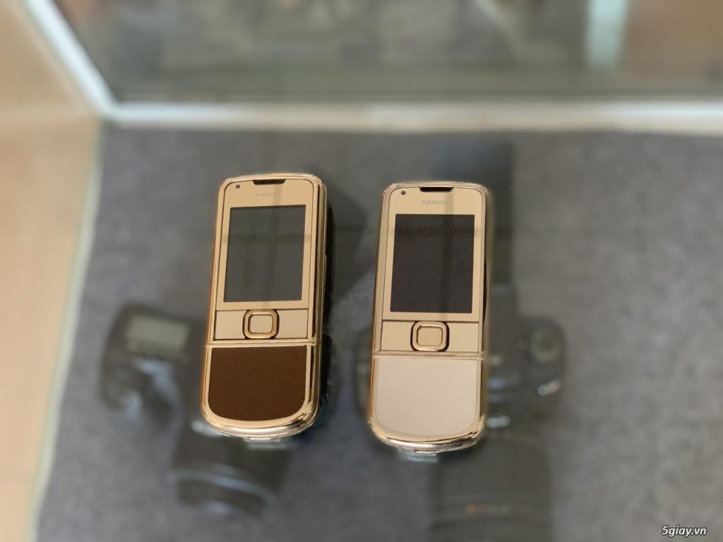 Bình Dương - Nokia 8800e Gold Nguyên Zin