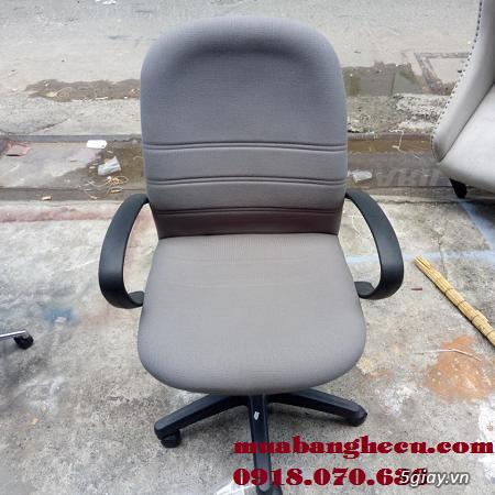 Top 10 mẫu ghế xoay văn phòng cũ thanh lý - 2