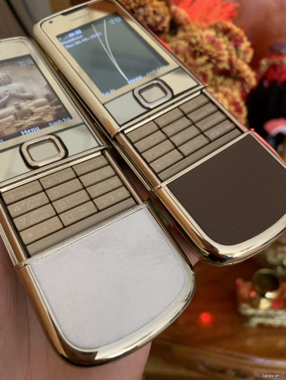 Bình Dương - Nokia 8800e Gold Nguyên Zin - 5
