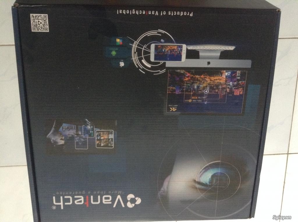 Xả hàng đầu ghi camera vantech 464 TVI full 1080P - 3
