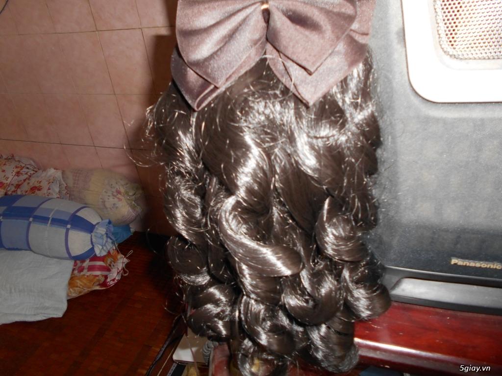 Hai bộ tóc giả còn mới 90% - 1