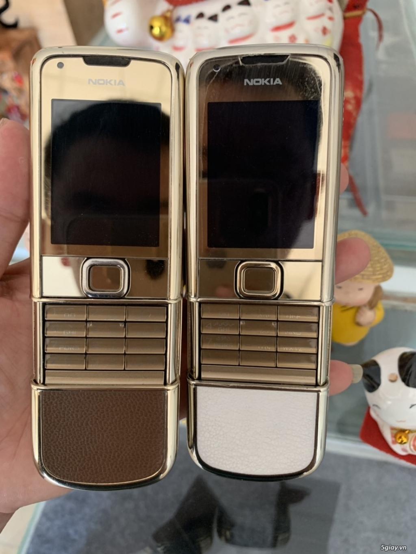 Bình Dương - Nokia 8800e Gold Nguyên Zin - 2