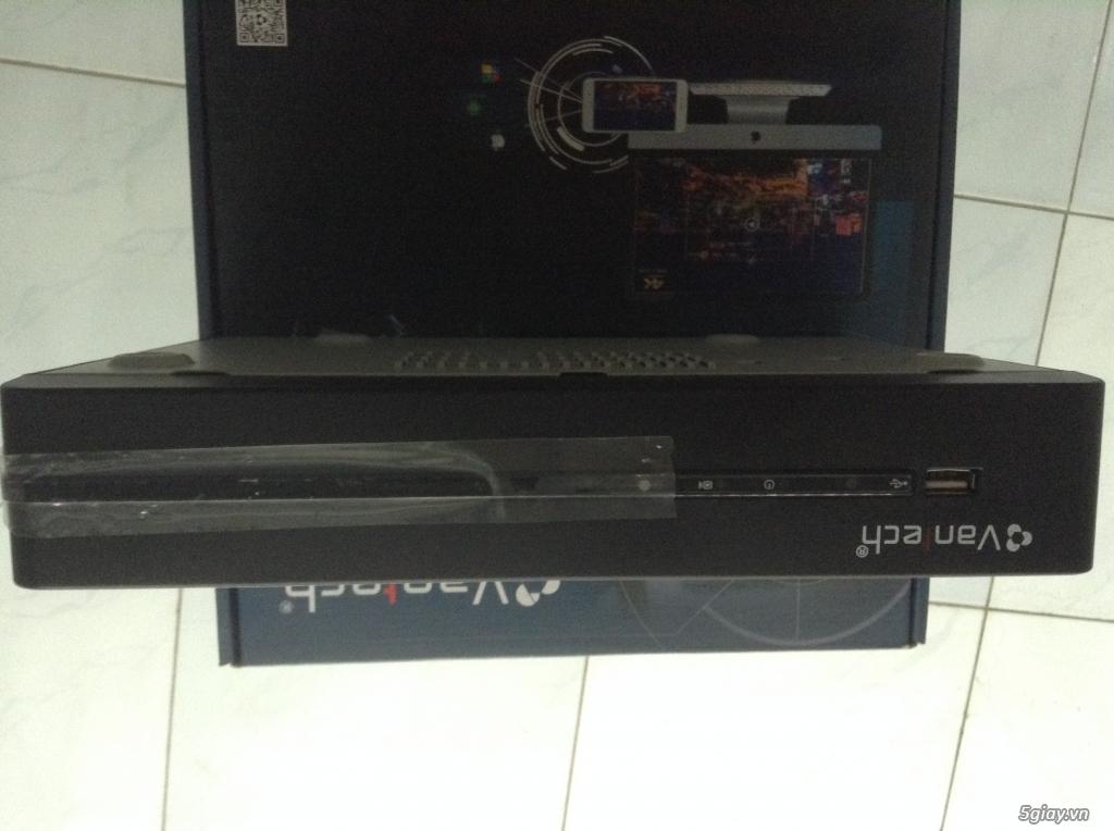 Xả hàng đầu ghi camera vantech 464 TVI full 1080P - 2