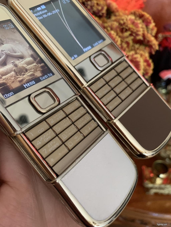 Bình Dương - Nokia 8800e Gold Nguyên Zin - 4