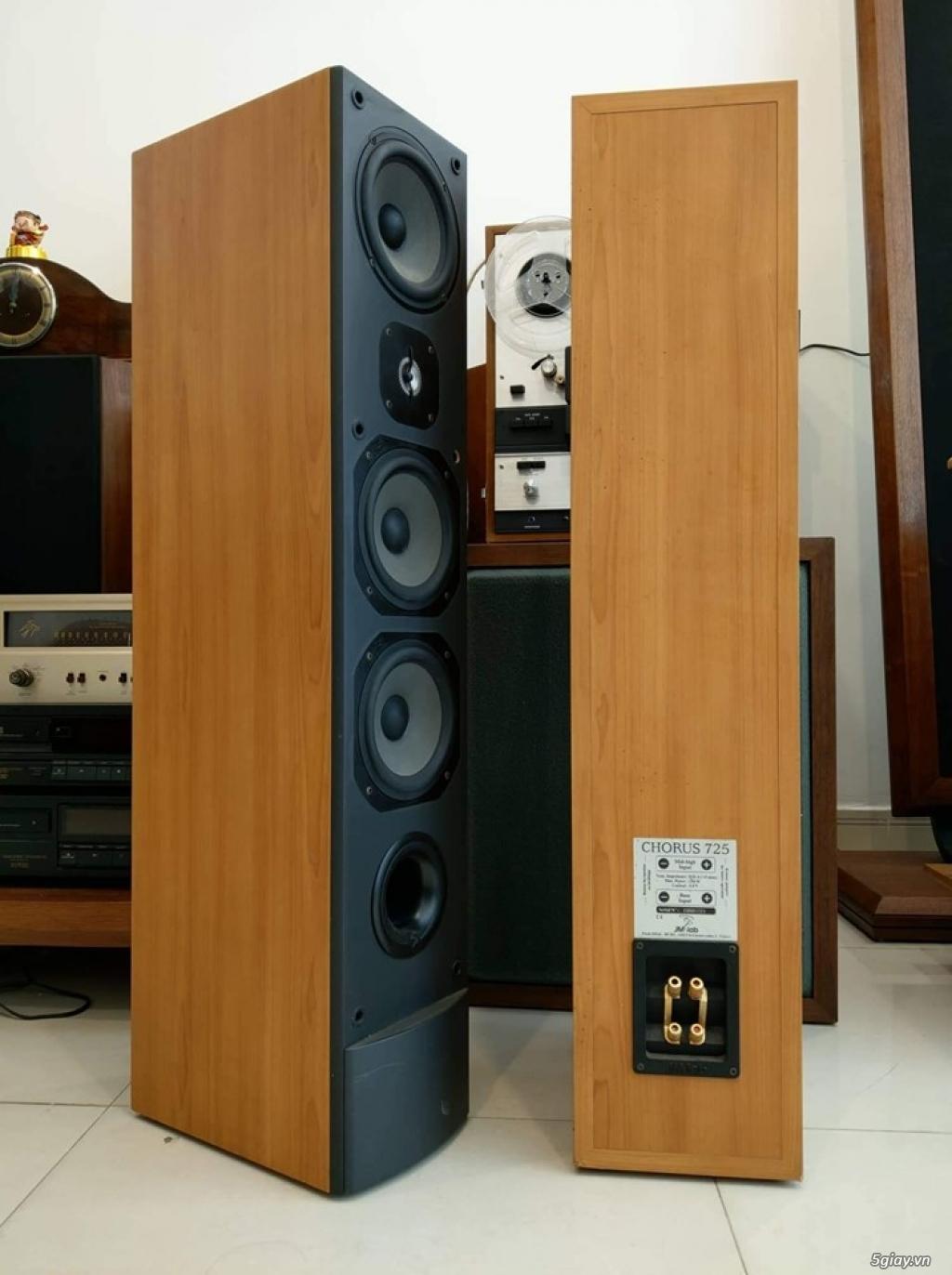 Minh Audio SG kính phố --- Focal Jmlab Chorus725 --- 0946.101.332! - 2