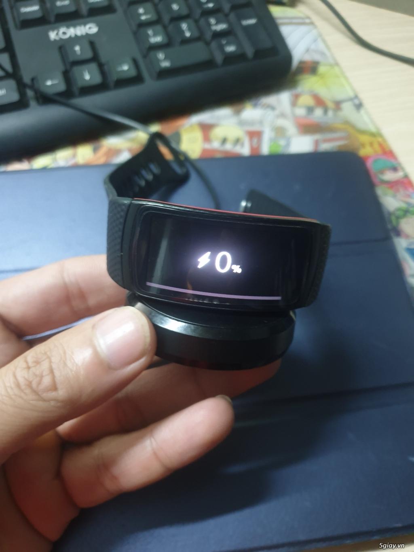 Đồng hồ Samsung Gear Fit2 Pro giá cực tốt cho ae - 1