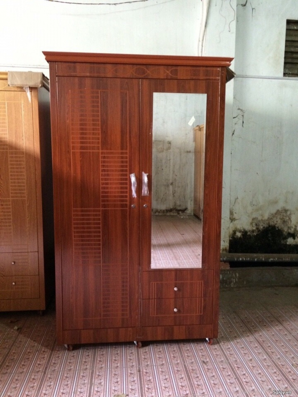 Top 10 mẫu tủ quần áo cũ giá rẻ thanh lý - 7